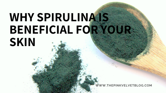 Why Spirulina Is Beneficial for Your Skin