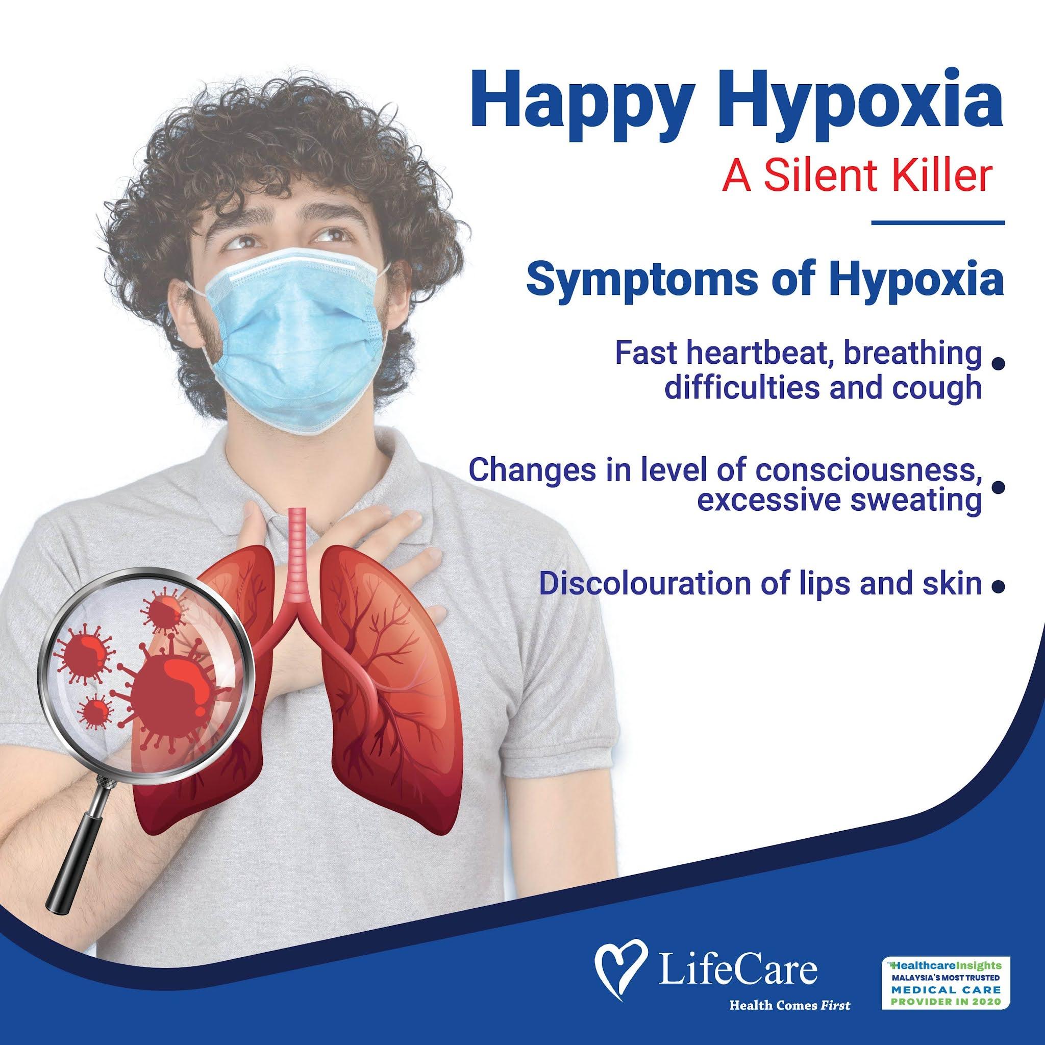 cara guna oximeter bacaan happy hypoxia