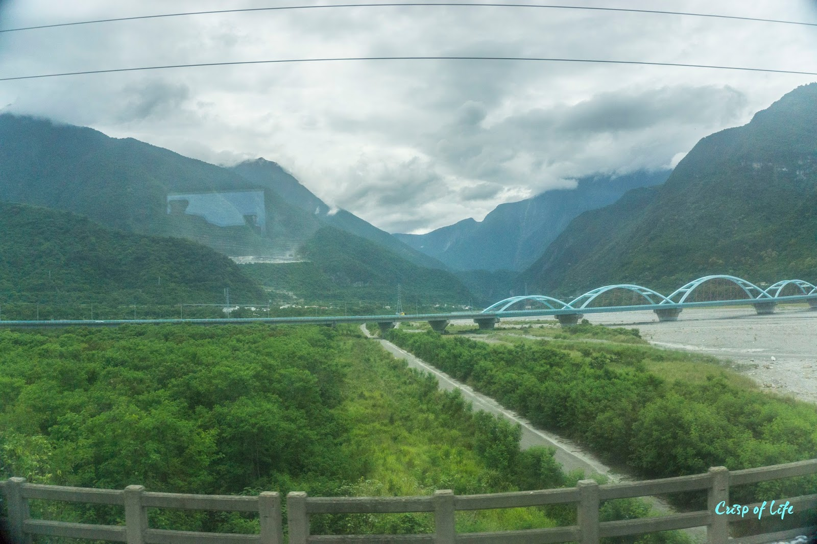 [HUALIEN 花莲] Day 6: Go to Hualien via Train, Cycling to Chishingtan Beach, Yuan Yeh Ranch 第六天:火车到花莲,骑自行车去七星潭,原野牧场