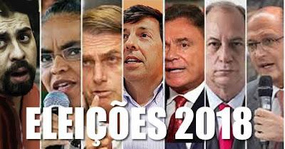 Resultado de imagem para candidatos presidente brasil