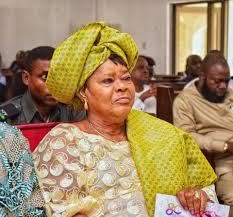 Seyi Makinde mother