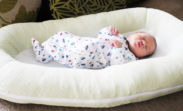 Purflo Breathable Nest sleepyhead review poddlepod