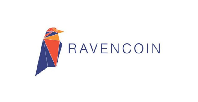 Logo Ravencoin (RVN) Cryptocurrency