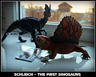 Schleich - The First Giants of the Dinosaur World