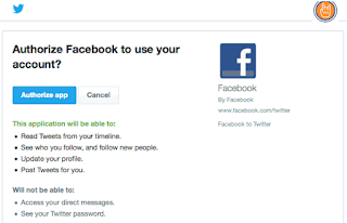 Link Facebook To Twitter   How Can I  Link Facebook To Twitter Right Now