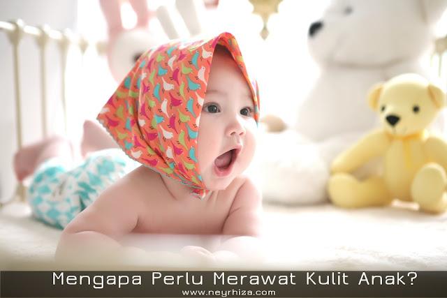 Tips merawat kulit bayi baru lahir