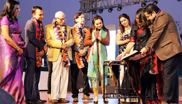 Manav Rachna International School, Sector-14, Faridabad celebrated annual function