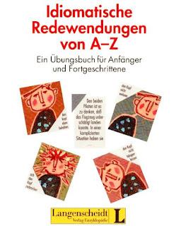 كتاب التعبيرات الاصطلاحية من Langenscheidt