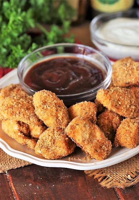 Homemade Shake & Bake Chicken Nuggets Image