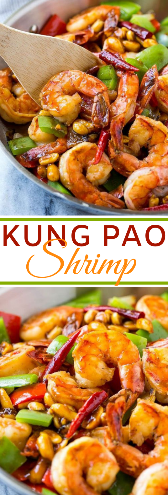 KUNG PAO SHRIMP #chinese #recipe #shrimp #dinner #weeknight