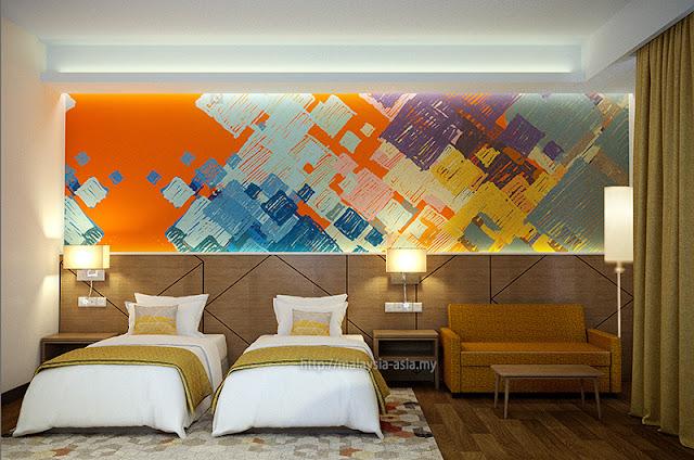 Deluxe Room Sunway Big Box Hotel
