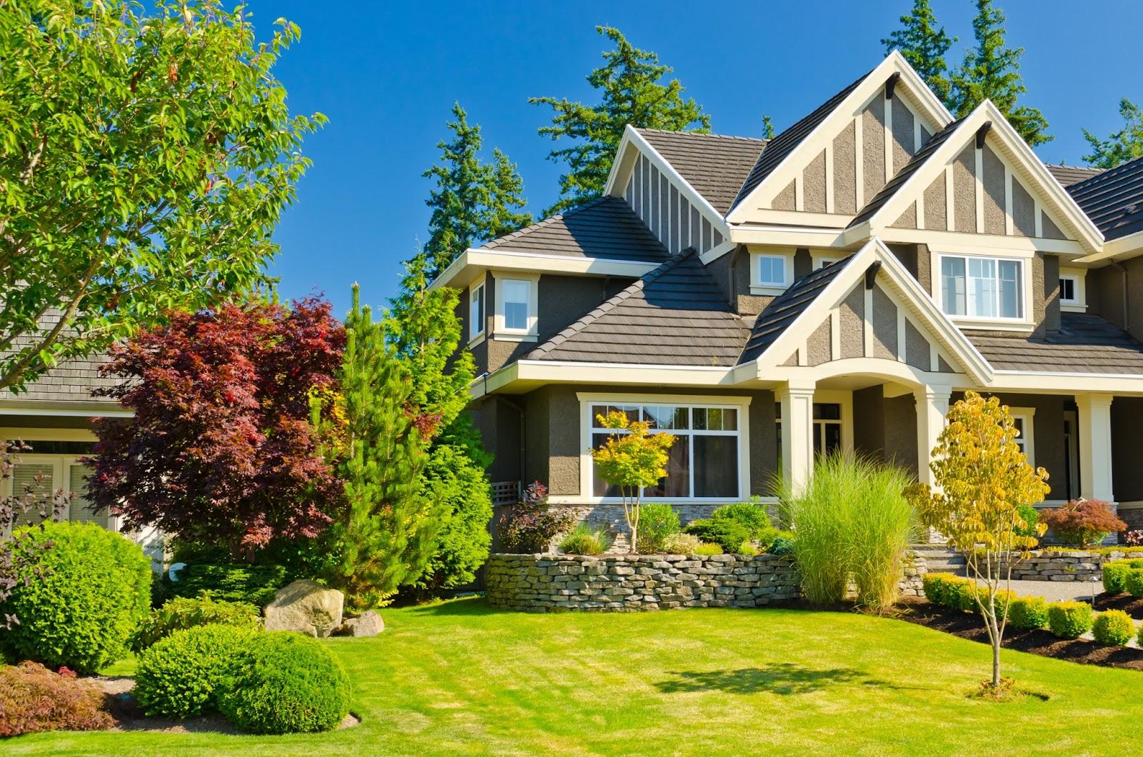 Model Rumah Eropa Sederhana - Desain Rumah