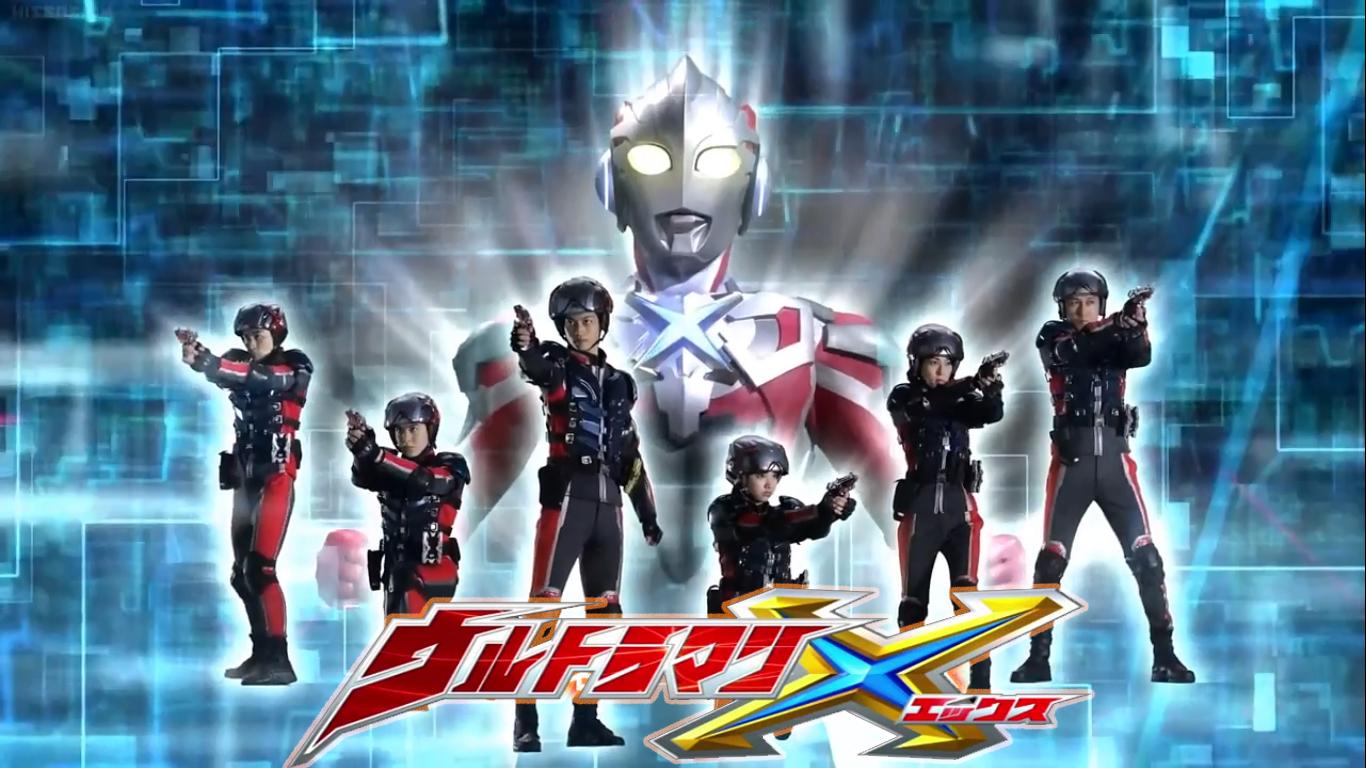 Tokusatsu Wallpaper Ultraman X