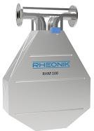 Rheonik RHM 100 Coriolis mass flow meter