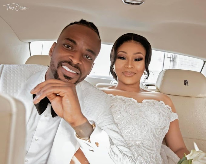 """Help me save my marriage""- singer, 9ice appeals to the public to help beg his wife after video of him caressing a lady's b**bs in a hotel leaked online (video)"