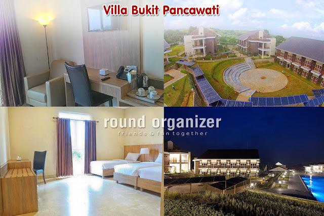 Villa Bukit Pancawati Bogor, 1 Dari Banyaknya Tempat Oubound Terbaik Di Bogor