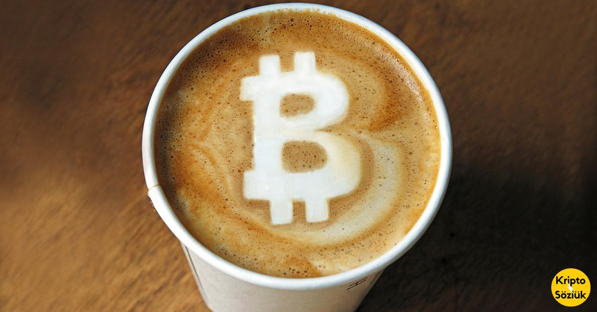 Bitcoin ile Kim Kahve İçmek İster?