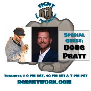 Special Guest: Doug Pratt
