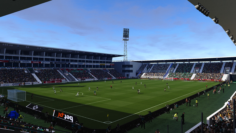 PES 2021 Estadio Dos Barreiros - C.S Maritimo