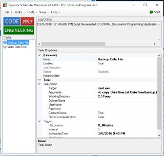 Remote Scheduler Premium 1.4.5.0
