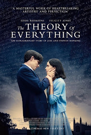 The Theory of Everything film poster