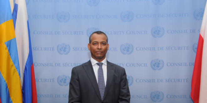 السفير سيدي محمد عمار : لا يمكن تسوية قضية الصحراء الغربية دون إرادة حقيقة من قبل مجلس الأمن.