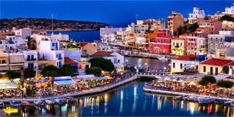 In quale zona di Creta è meglio pernottare