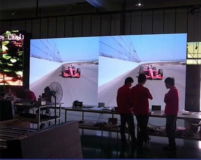 Thi công màn hình led p3 ngoài trời giá rẻ tại Quảng Nam