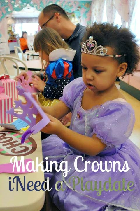 making crowns