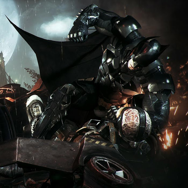 Batman™: Arkham Knight Wallpaper Engine