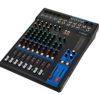 noleggio mixer professionale