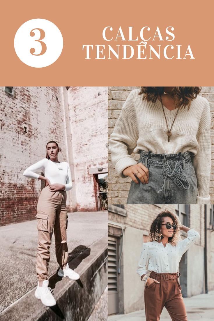 Sabe quais são as calças que são tendência esta primavera/verão 2019 e como usar!