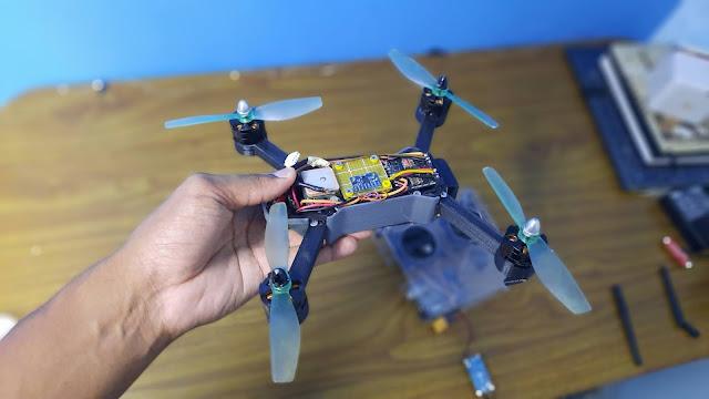 Homemade Arduino drone