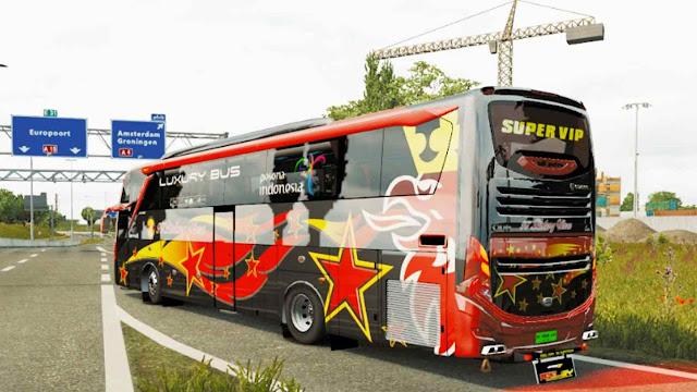 Mod Jetbus 3 shd ets2 SCANIA K360