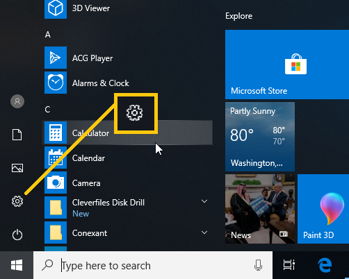 setting chrome as a default browser in windows 10