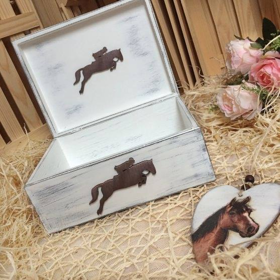 prezent dla miłośniczki koni