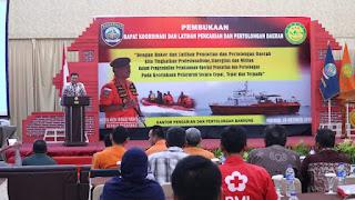 Basarnas Cirebon Dilatih Tangani Pertolongan Di Laut