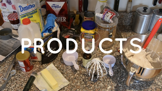 Kitchen Products I constantly use in my kitchen!