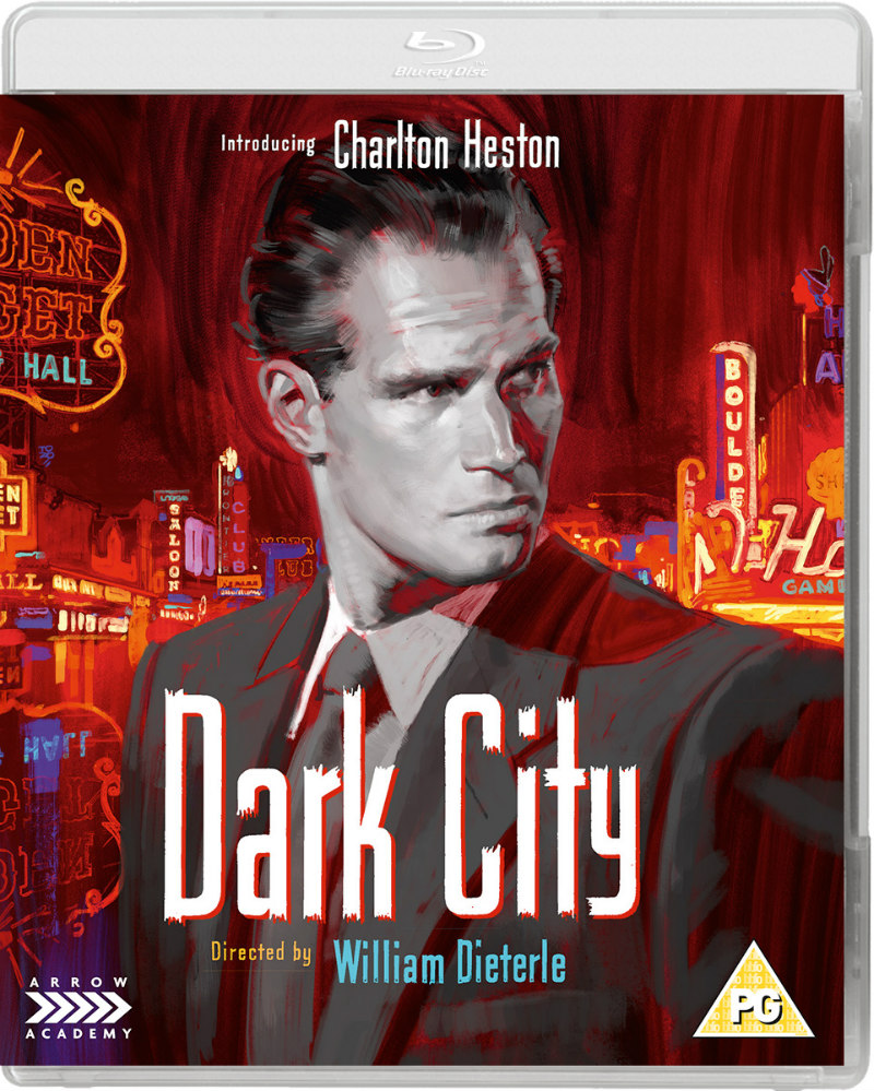 dark city 1950 bluray
