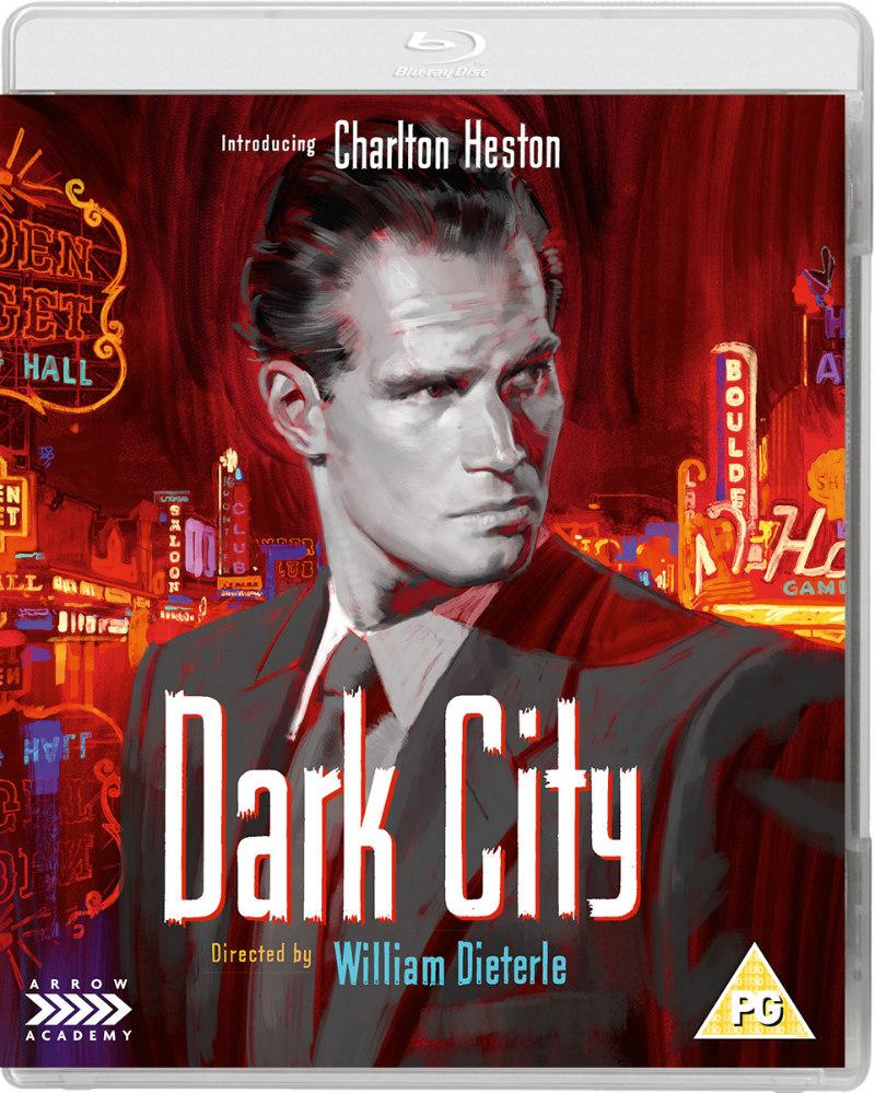 dark city 1950 bluray