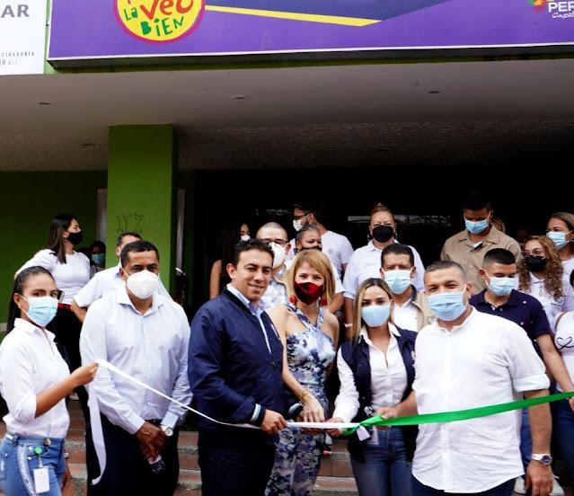 El Gobierno de la ciudad reinauguró la Registraduría Auxiliar en Cuba