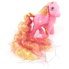My Little Pony Rapunzel Year Nine Mail Order G1 Pony