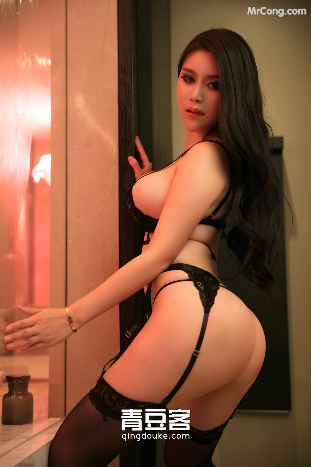 Image QingDouKe-2017-11-05-Ke-Rui-Na-MrCong.com-042 in post QingDouKe 2017-11-05: Người mẫu Ke Rui Na (可蕊娜) (48 ảnh)