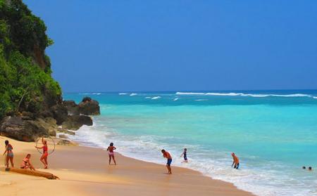 Pantai Pandawa, Bali 4