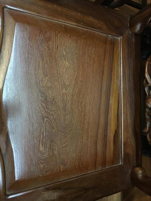 Cách nhận biết bộ bàn ghế gỗ trắc nam phi