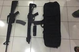TNI - Polri Amankan Oknum Brimob yang Menjual 2 Pucuk Senjata Api di Nabire