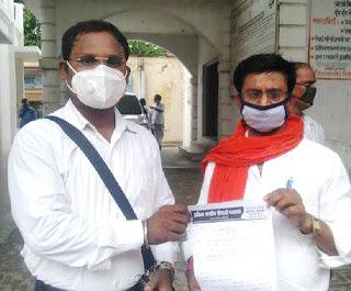 श्रीमाली महासभा ने जिलाधिकारी को सौंपा ज्ञापन  | #NayaSaveraNetwork