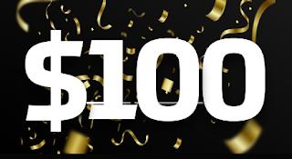 Darico 100 DEC / $100 Crypto No Deposit Bonus