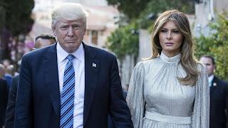Donald Trump dan Melania Trump Dinyatakan Positif COVID-19