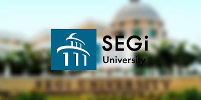 Permohonan Biasiswa SEGI University 2020 Online